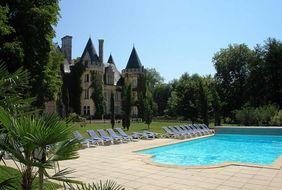 Хороший отель в долине реки Луары