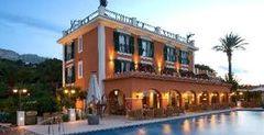 HOTEL LES ROTES в Испании