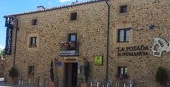 La Posada de Numancia- хороший отель в Испании