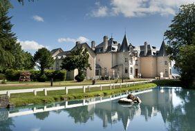 Le Château D'orfeuillette отель-ресторан во Франции