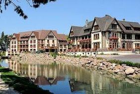 Отличный отель в Эльзасе Logis Domaine du Moulin Rest.