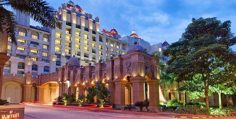 Putrajaya Marriott Hotel в Малайзии