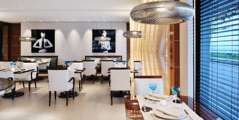 новый ресторан BAYVIEW Шефа Ulrich Behringer