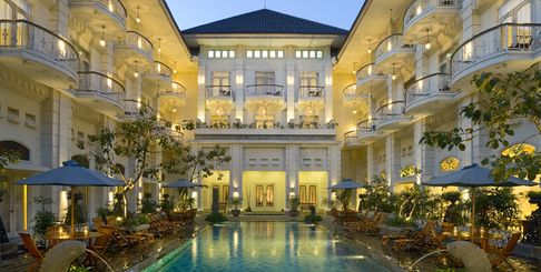 Phoenix Hotel Yogyakarta by MGallery. ©Copyright Accor SA. The photographs on the Site are not under contract.