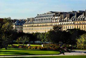 Meurice Hotel, Париж
