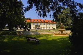 Grof Degenfeld Castle Hotel в Токай Венгрия