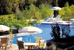 Hotel du Chateau de Berne в LORGUES Прованс