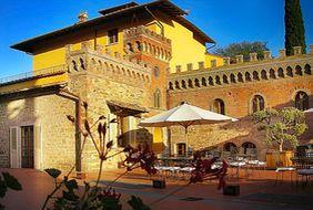 Villa Campomaggio в Тоскана