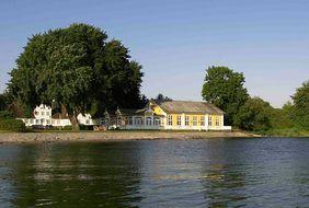 Отель в Дании Ballebro Færgekro