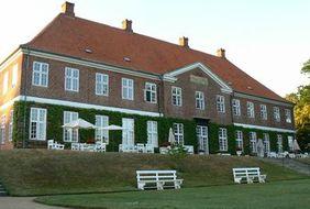 Hindsgavl Slot в Дании