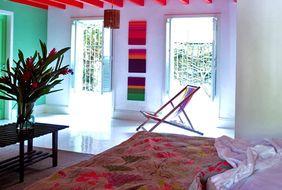 Hotel Casa Amarelo в Рио-де-Жанейро