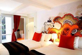 Seven Hotel в Бангкоке