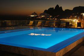 Fasano Hotel в Рио-де-Жанейро