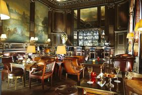 Hotel Le Meurice в Париже
