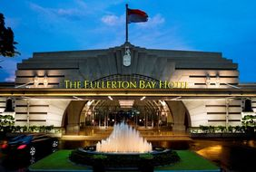 The Fullerton Bay Hotel в Сингапуре