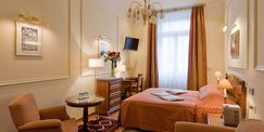 BEST WESTERN Hotel Pension Arenberg в Вене