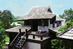 La Bhu Salah - деревня художников в Тайланде