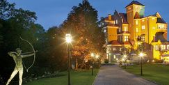 Hotel Schloss Monchstein в Зальцбурге