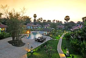 Sojourn Boutique Villas в Камбодже