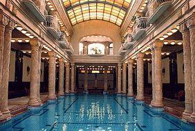Danubius Hotel Gellert в Будапеште