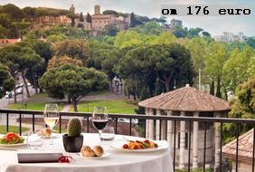 Роскошный отель FORTYSEVEN 4*, в центре Рима.