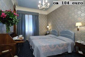 Giulio Cesare hotel 4*, красивый отель в Риме.