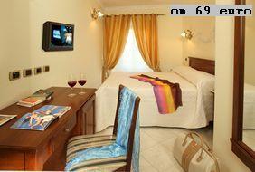 Hotel De Monti 2*- очаровательный небольшой отель в центре Рима.