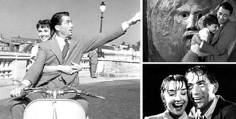 """""""Roman Holiday"""" - лучший фильм, лучший путеводитель по Риму."""