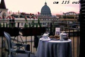 Modigliani hotel в Риме