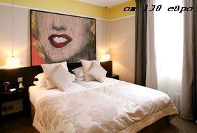 Хороший отель в центре Парижа