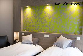 Отель в Бельгии Auberge La Grande Cure в Marcour