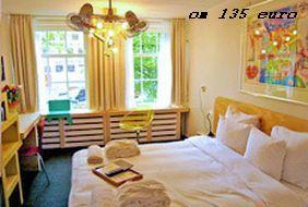 Хороший недорогой отель в Амстердаме