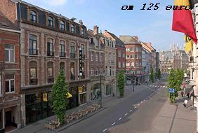 Theater Hotel Leuven Centrum в Бельгии