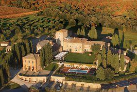 BORGO SCOPETO RELAIS красивый отель в Тоскане