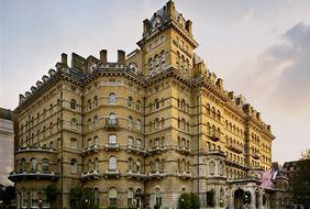 Langham Hotel в Лондоне