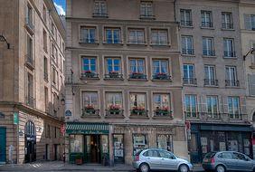 Hotel Les Rives de Notre-Dame хороший отель в Париже
