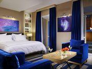 Великолепный - вот характеристика THE FIRST Luxury Art Hotel в Риме